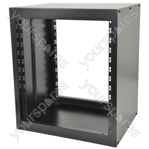 Complete rack 568mm - 16U