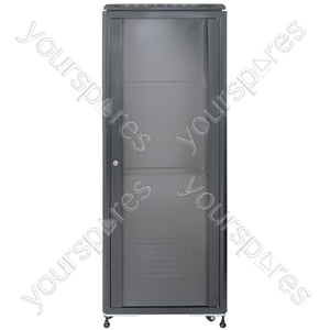 "19"" Data Cabinets 600 x 600mm - flat packed, 36U"