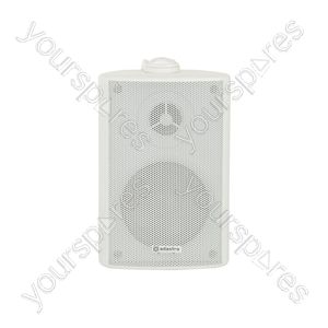 "BP4V-W 100V 4"" background speaker white"