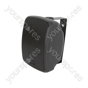 FC Series Compact Background Speakers - FC5V-B 100V 5.25in, black