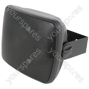 FC Series Compact Background Speakers - FC4V-B 100V 4in, black
