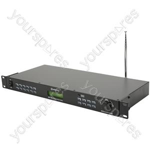 DAB/FM Radio Tuner - 1U - AD-100