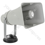 Vehicle Megaphone with USB/Sd Player and Looper (25W max) - Car USB+Loop 25Wmax - VM25UR