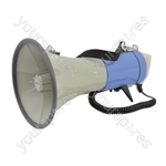 L80R sling megaphone with looper