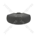CB40V Corner Wall-mount Background Speaker - CB40V-B black