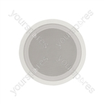 "EC6V 6.5"" Metal quick fit ceiling speaker"
