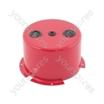 Fire dome for 5.25in ceiling speaker
