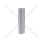 SC16V slimline indoor column speaker - 100V