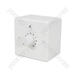 100V Volume Controls - Relay Fitted - control, fitted, 50W - V50-VR