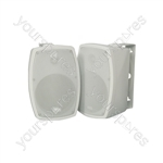 "Indoor/Outdoor Speakers - 10cm (4"") - WPS4"