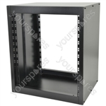 Complete rack 435mm - 6U