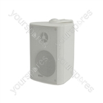 "BC3V-W 100V 3"" background speaker white"