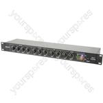 ML432 mic/line rack mixer