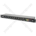 ML622 1U Mic/Line Rack Mixer