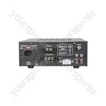 CM Series Compact 100V Mixer-amps with Bluetooth® - CM60B + USB/FM/BT