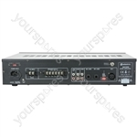 RM Series 5 Channel 100V Mixer Amps with Bluetooth® - RM240SB mixer-amp
