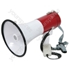 Megaphone (30W max) with Siren - Siren - MG-220D
