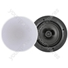 "2 Way Low Profile 100V Line Ceiling Speakers - 6.5"" - LP6V"