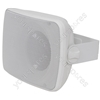 FC Series Compact Background Speakers - FC4V-W 100V 4in, white