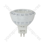 MR16 LED Lamp - 3W COB LED (GU5.3) - WW