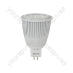 MR16 LED Lamp - 7W COB LED (GU5.3) - WW