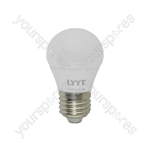 Golfball Lamp 5W LED E27 Dimmable - WW