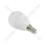 LED Golfball Lamp - 6W LED E14 - Dimmable NW