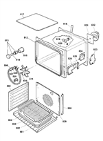 Hello Marilyn, I have added an exploded view diagram.  The item this listing relates to is number 512