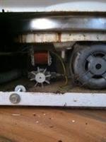 dw400 zanussi pump
