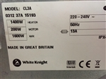 Drive belt on White Knight CL3A