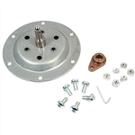 Hotpoint TVF770P Drum Shaft Kit (Riveted Drum Plate)