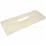 Freezer Front/flap ( 414x162x25mm)cristal