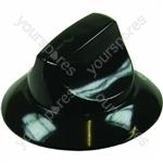 Electrolux Black Hob Control Knob