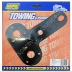 Mounting Plate - Double Socket