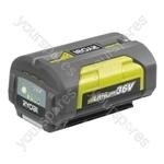 Ryobi Ryobi Bpl3626 2.6 Ah Battery, 36 V