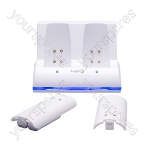 Wii Dual Charge Stand