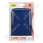 DSi Xl Carry Case - Blue