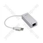 Wii Ethernet Adaptor