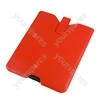 iPad Leather Case - Red