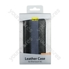 Leather Case & Screen Protector-touch 4g
