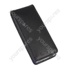 Leather Flip Case for nano 4G