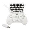 Wii Wireless Keyboard for Wii GamePad