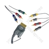 XB360 Component Cable