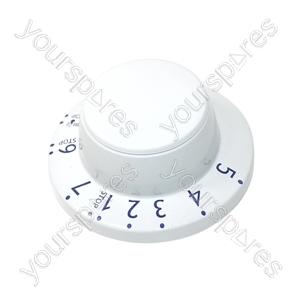 Hoover Timer Knob (White)