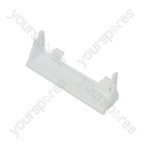 Siemens White Dishwasher Door Handle