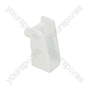 Bosch White Right Hand Fridge Shelf Support