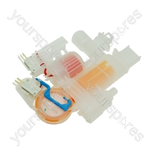 Bosch Dishwasher Pressure Chamber Aquastop