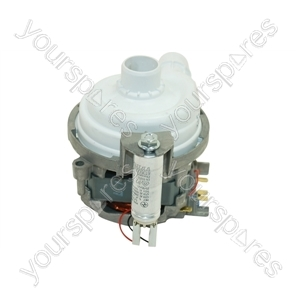 Bosch Dishwasher Wash Pump Motor
