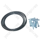 Bosch WAE2446BUK/02 Washing Machine Tub Sealing