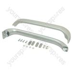 Bosch Fridge & Freezer Door Handles- Pack of 2